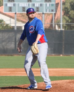 Cubs Andrew Carpenter