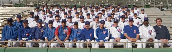 2013 Randy Hundley Cubs Fantasy Camp