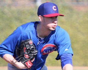 Cubs Chris Rusin
