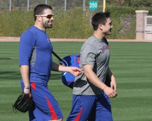 DeJesus and Barney