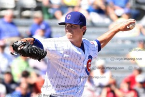 Cubs Brooks Raley
