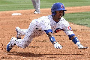 Cubs Arismendy Alcantara
