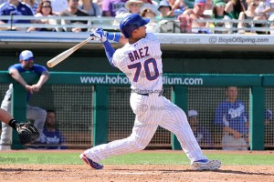 Baez another HR