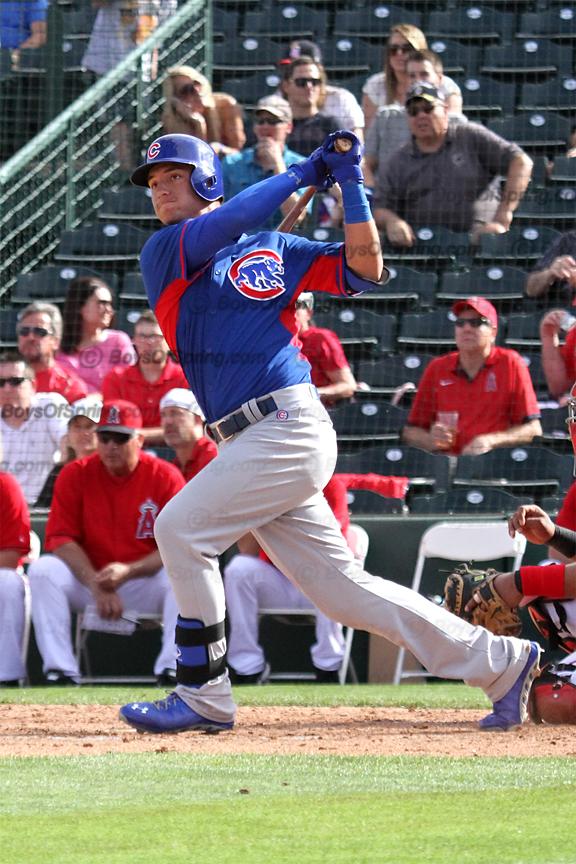 Cubs prospect Albert Almora