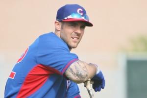 Matt Szczur Chicago Cubs