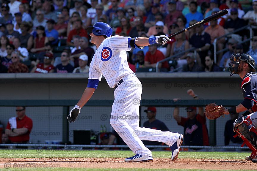 Cubs Kris Bryant HR 3 7 2014