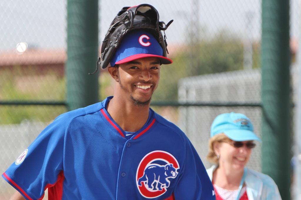 Prospect C.J, Edwards
