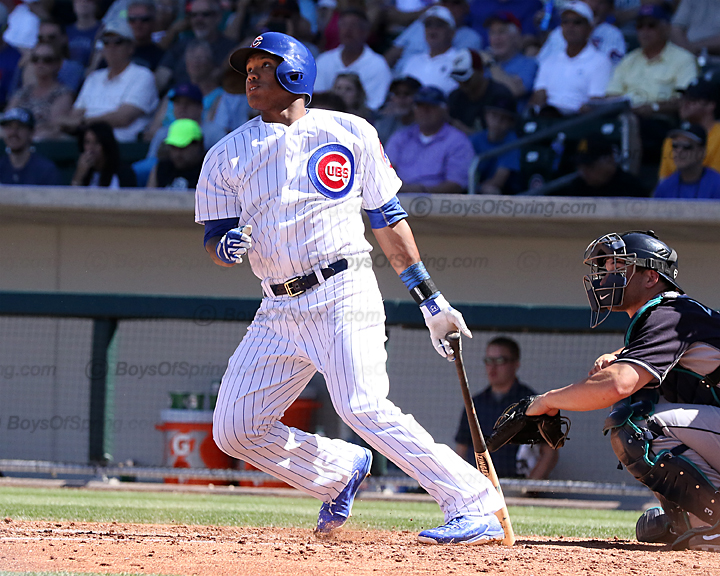 Addison Russell HR