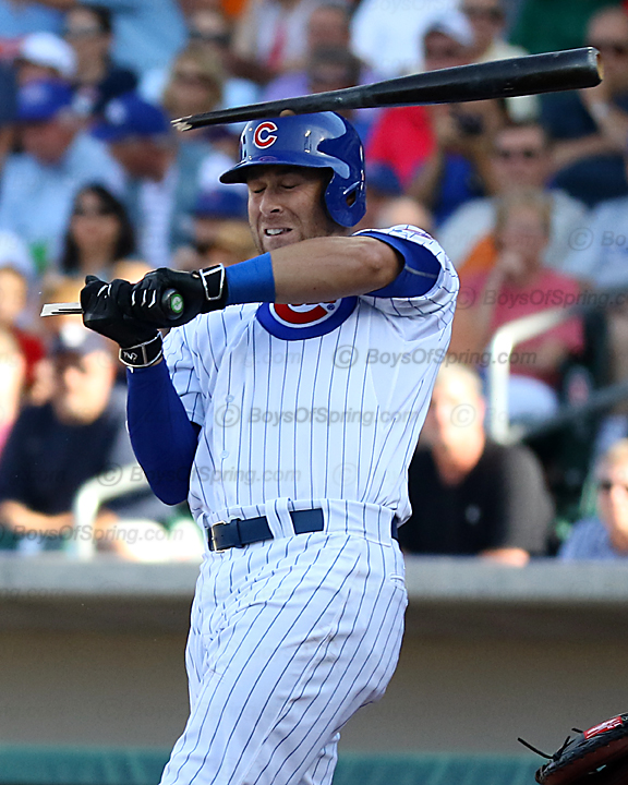 Mike Olt bat snap