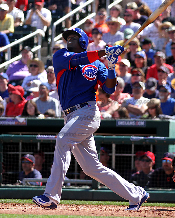 Soler the first of the back-to-back-to-backs in the 4th inning