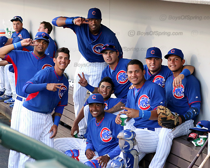 Cubs Prospects ready for Monday night Futures Game