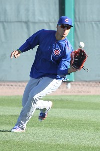 Javier Baez Cubs
