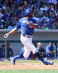 Cubs Dexter Fowler HR