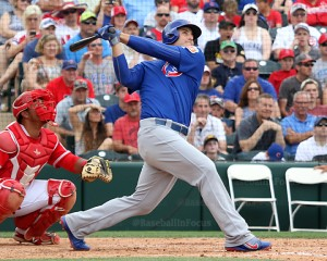Cubs Anthony Rizzo HR