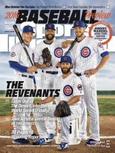 Cubs SI cover
