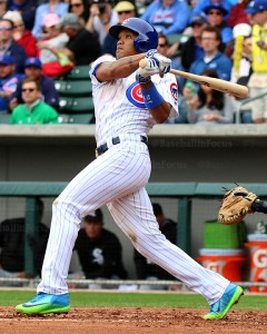 Cubs Addison Russell HR bomb