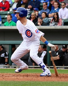 Cubs Chesny Young 2 RBI single