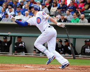 Cubs Kris Bryant single