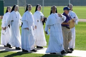 Cubs nuns