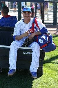 cubs Willson Contreras