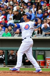 Cubs Willson Contreras HR