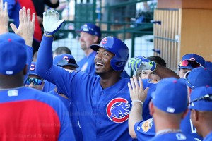 Eloy all smiles after HR