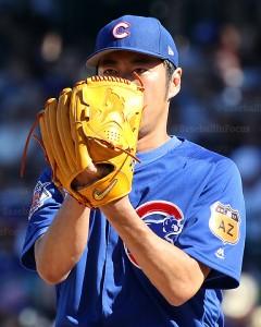 Koji Uehara with a shutout inning