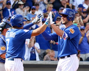 Cubs Kris Bryant Grand Slam