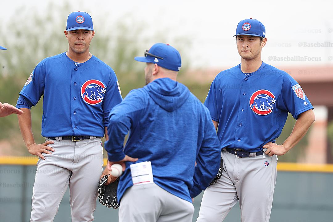 Yu Darvish Cubs