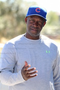 Chili Davis Cubs new hitting coach