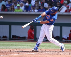 Schwarber's rocket launch to RF